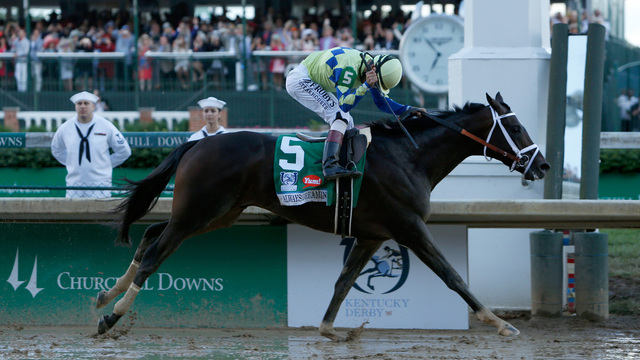 Preakness: Always Dreaming eyes second leg of Triple Crown