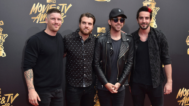 All Time Low, MTV Movie Awards 201782052942