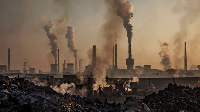 climate change china factory56842422