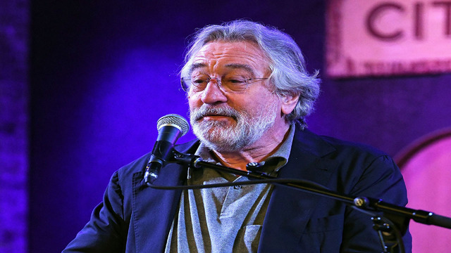 Robert De Niro decries Trump administration's 'hostility' toward the arts