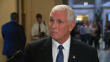 Pence: Comey's firing wasn't due to...