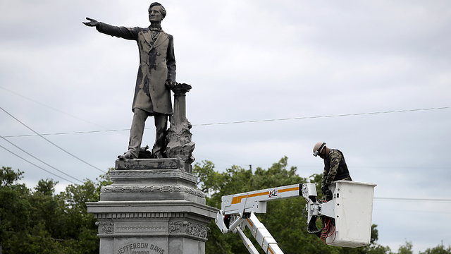 Bill requires vote before removing Confederate statues