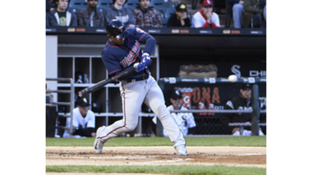 Escobar's homer 4 RBIs lead Twins past White Sox