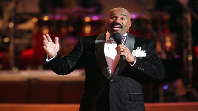 Steve Harvey: 'I just didn't want to be in this prison anymore'