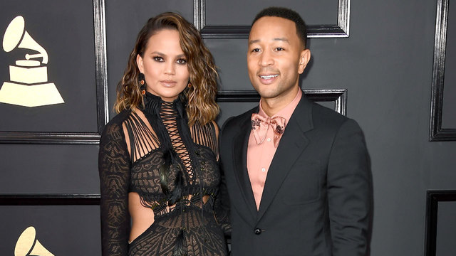 John Legend and Chrissy Teigen announce second pregnancy