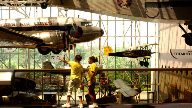 National Air and Space Museum05743594