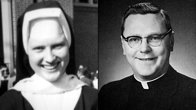 DNA exhumed from former priest does not match DNA from Sister Cesnik