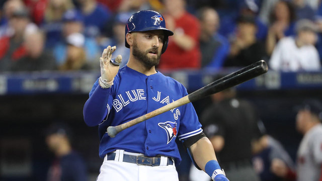 Toronto's Kevin Pillar suspended 2 games for anti-gay slur