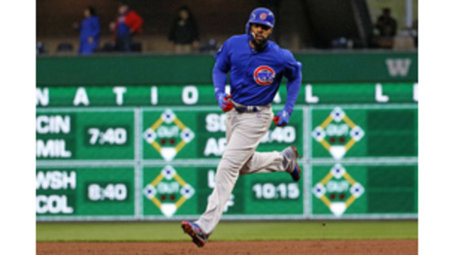 Cubs' Heyward expects to return Saturday