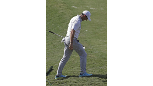 Injured McIlroy to skip top Euro event