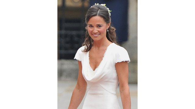 Pippa Middleton wedding: Duchess of Cambridge wearing NUDE to sister's nuptials