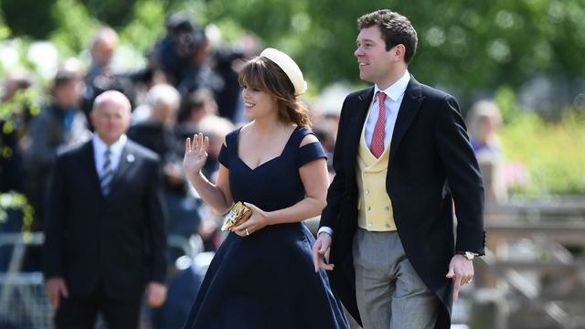Princess Beatrice of York attends wedding of Pippa Middleton53244026