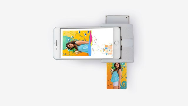 This $150 case will turn your iPhone into a Polaroid