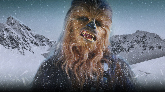 Chewbacca in The Empire Strikes Back43417349