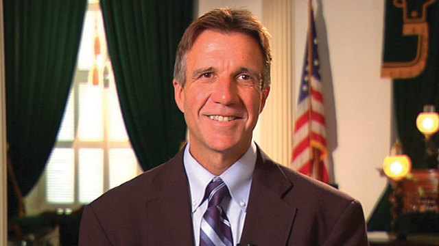 Vermont governor rejects recreational pot bill