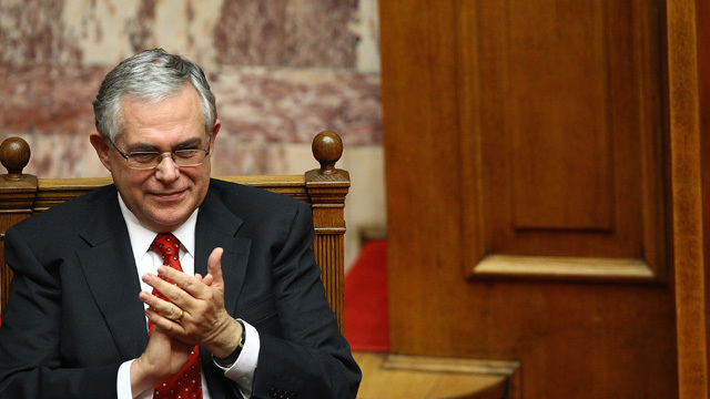 Former Greek Prime Minister Lucas Papademos Injured in Car Explosion