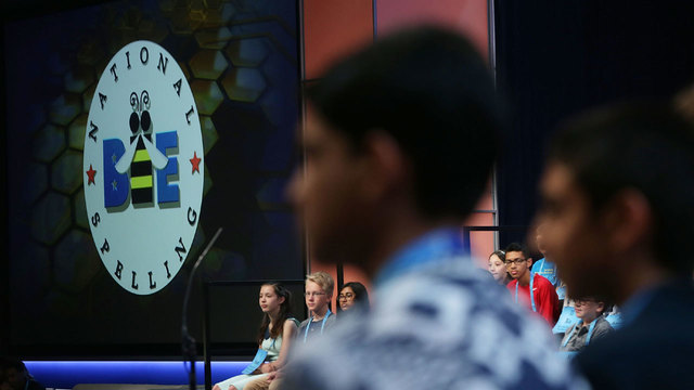 2017 Scripps National Spelling Bee preliminary rounds90920473