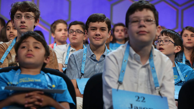 competitors in 2017 Scripps National Spelling Bee33237217