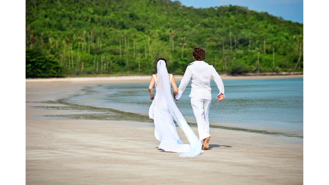 4 beach wedding ideas