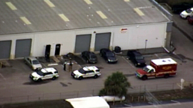 Deadly shooting in Orlando, 5 killed