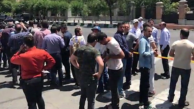 Iran Guards claim US, Saudi 'involved' in Tehran attacks
