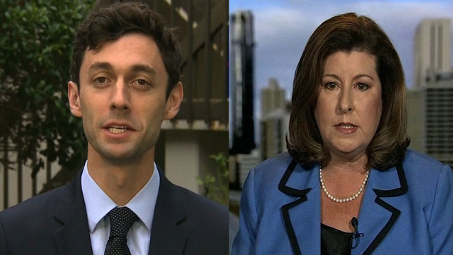 Ossoff declines nationally televised debate with Handel