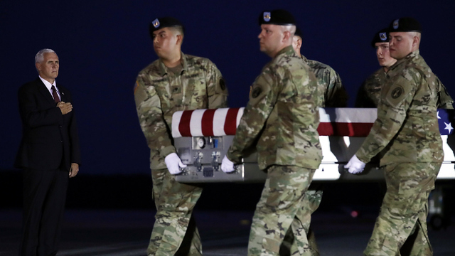 North Carolina soldier among three killed in Afghanistan