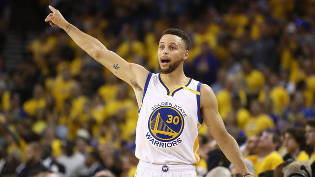Warriors fighting for National Basketball Association championship in Game 5
