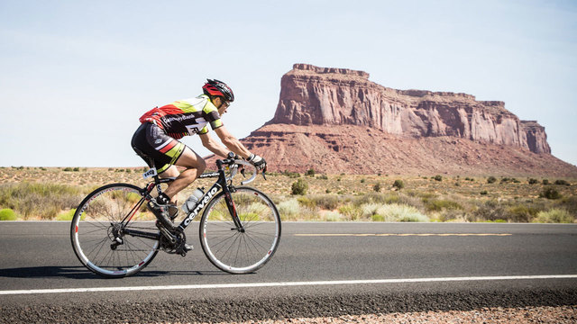 Is this the world's toughest bike race?