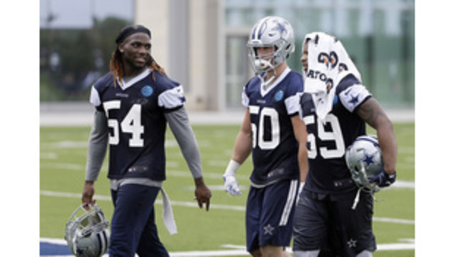 With Lee leading, question is who follows on Cowboys defense