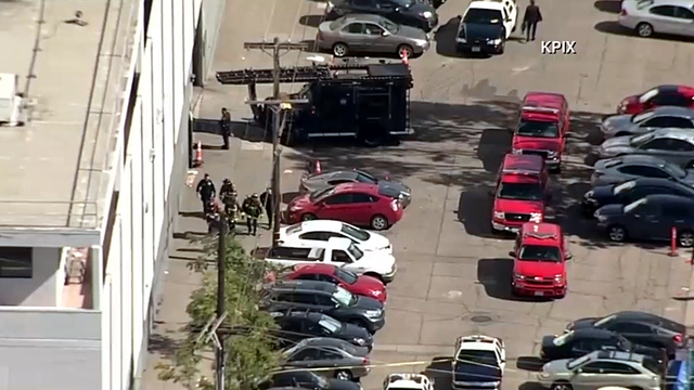 Multiple victims in shooting at San Francisco UPS warehouse