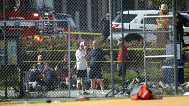 James T. Hodgkinson ID'ed as gunman in Va. baseball shooting