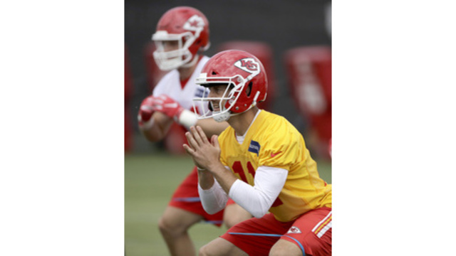 Chiefs' Smith eyes upcoming season after vexing few months