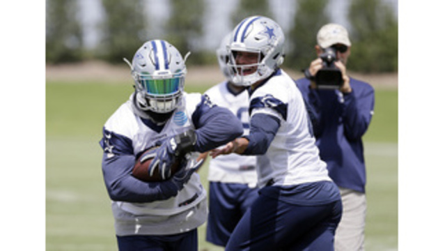 Cowboys' Elliott looked the part as rookie, wants an encore