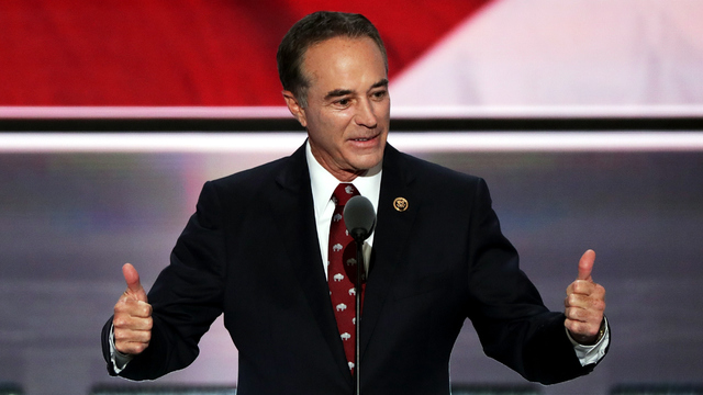 Rep. Collins being reviewed by House Committee on Ethics