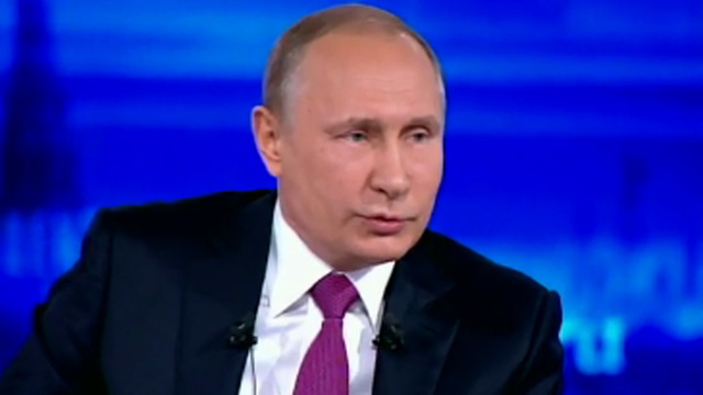Putin Accuses US Of Meddling Abroad, Hopes For Better Russia Ties