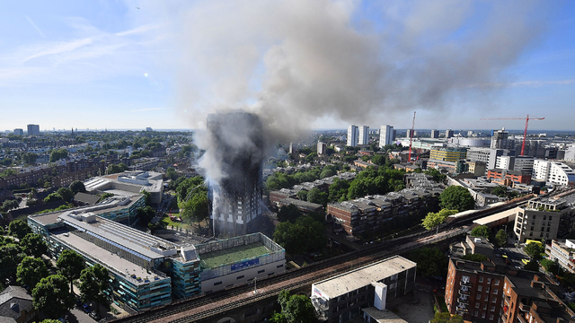 Grenfell Tower: 79 presumed dead in London fire