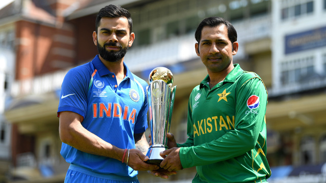'Soldier' Fakhar marches on to Champions Trophy hundred