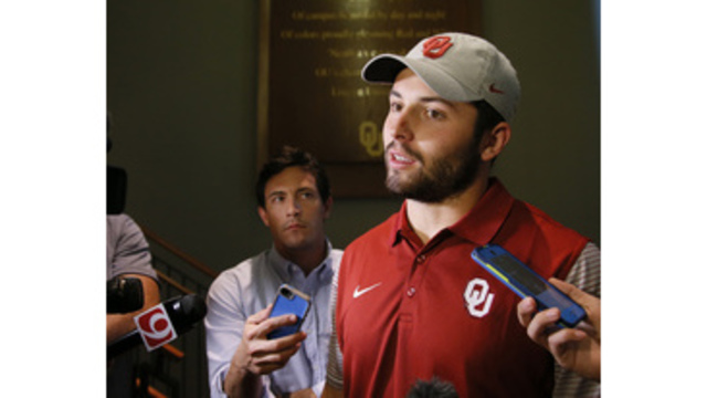 OU's Mayfield pleads guilty, fined $300