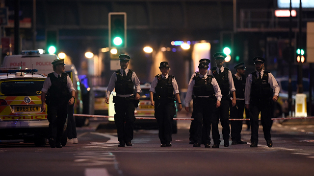 Authorities face questions over handling of London mosque attack