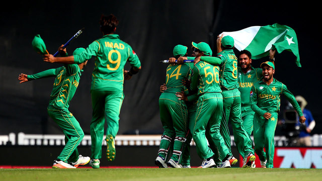 Pakistan dominate Champions Trophy team of the tournament