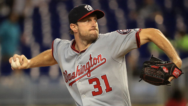 MLB Awards: Nationals' Max Scherzer named 2017 NL Cy Young victor