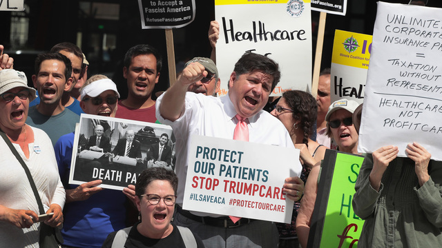ahca protest in chicago78841658