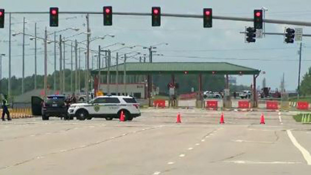 Redstone Arsenal incident update