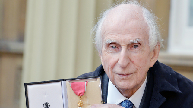 Paddington Bear creator Michael Bond.jpg65022020