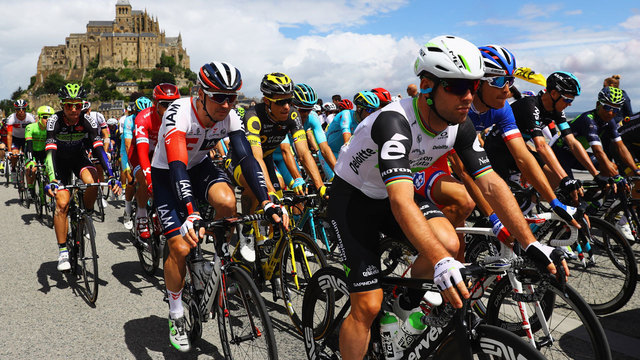 Weather to dampen start of 104th Tour de France this weekend