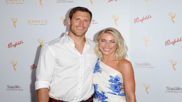 Julianne Hough and Brooks Laich Are Married!