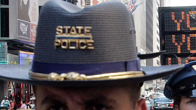 Flags ordered to half-staff for slain state trooper