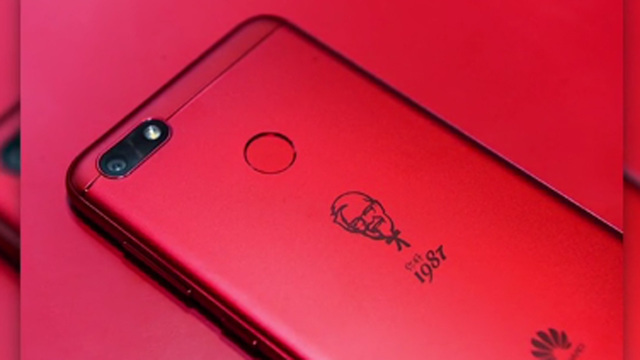 KFC - yes that KFC - is selling its own smartphones in China