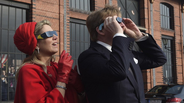 dutch king and queen eclipse89982114